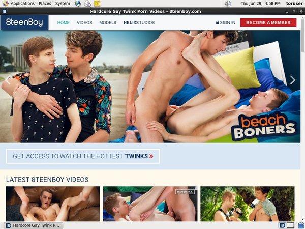 8 Teen Boy Ad