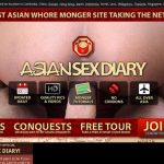 Best Asian Sex Diary