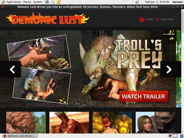 Demoniclust.com Episodes