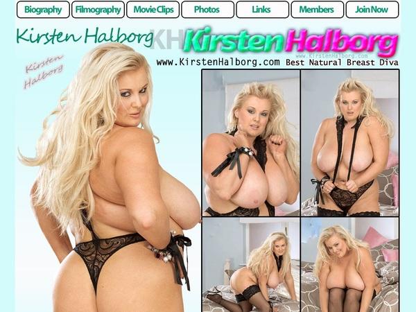 Free Pass Kirsten Halborg