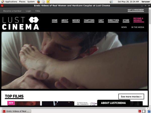 Free Trial For Lustcinema.com
