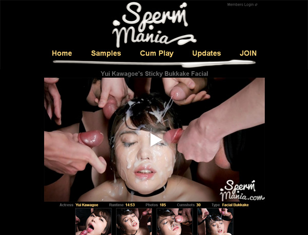 How To Join Sperm Mania