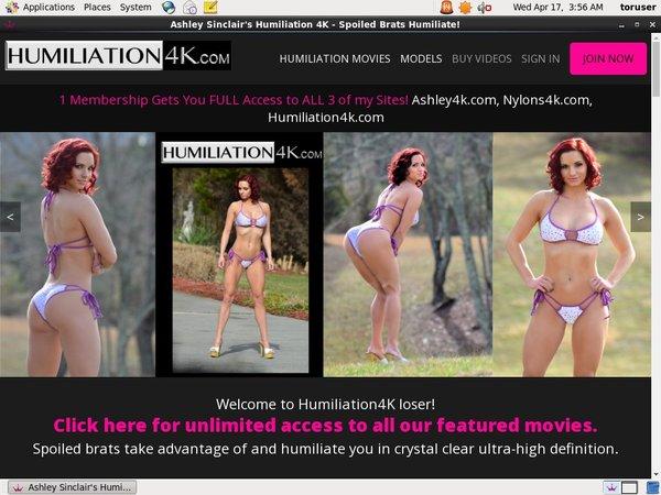 Humiliation 4k Discount Free