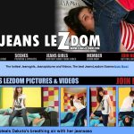 Jeans Lezdom Free Stream