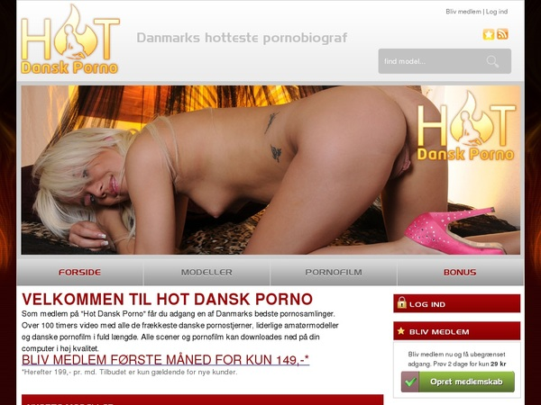 New Hot Dansk Porno Accounts