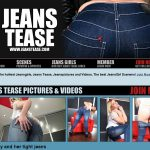 Premium Accounts Jeans Tease