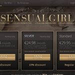 Sensual Girl Dvd