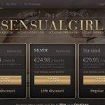 Sensual Girl Gallery