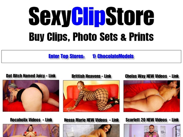 Sexyclipstore Trailer