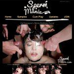 Sperm Mania Discount Url