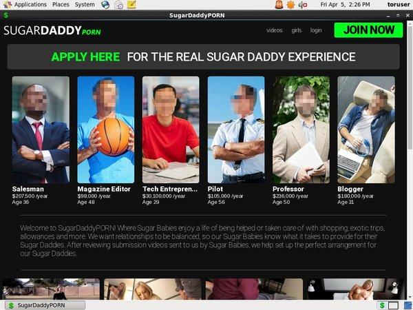Sugardaddyporn.com Verotel Discount