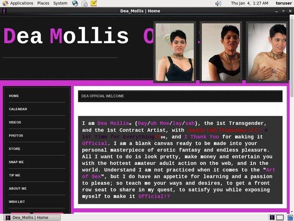 Free Dea_Mollis Videos