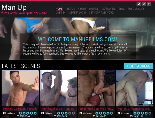 Free Man Up Films Premium Login