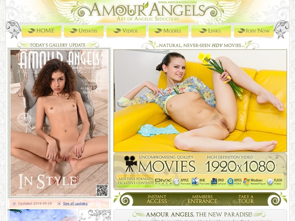 Amour Angels Con
