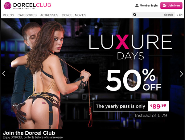 Dorcel Club With IDeal