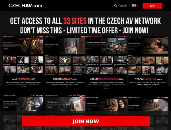 Czechav.com Model List