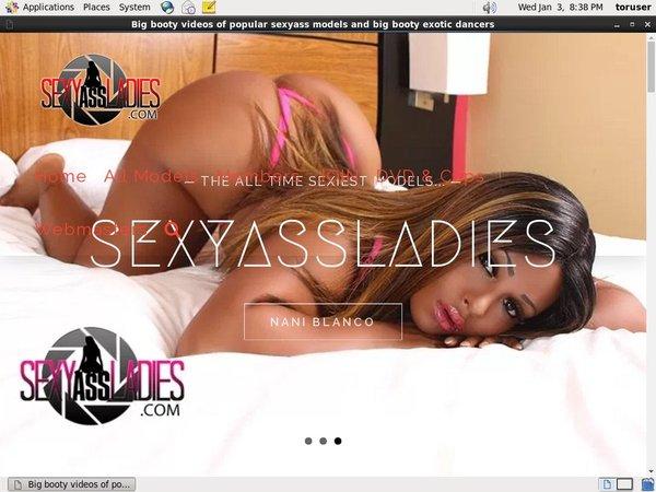 Sexyassladies.com Paiement