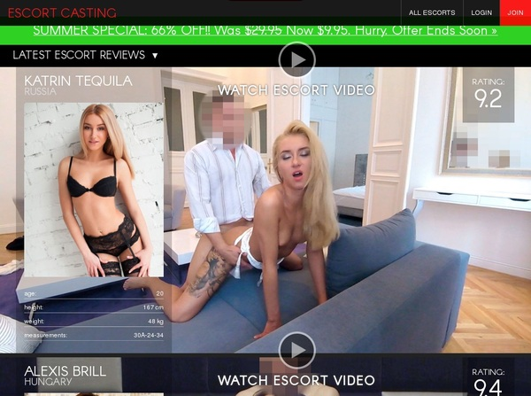 Trial Escortcasting