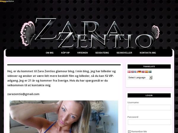 Trial Zara Zentio