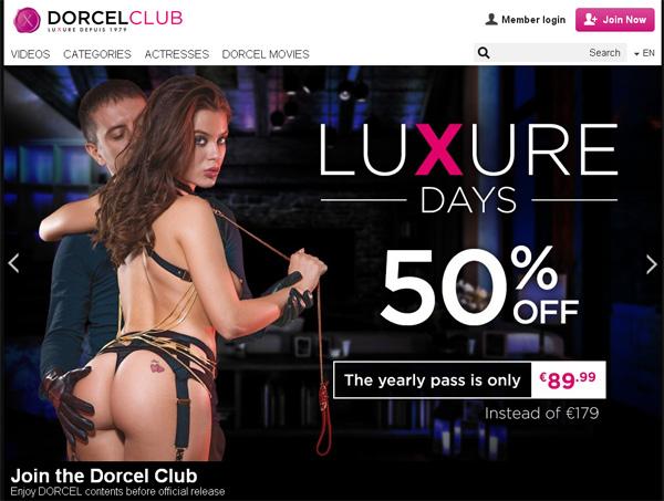 Dorcel Club Previews