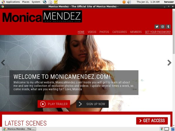 Monica Mendez Save