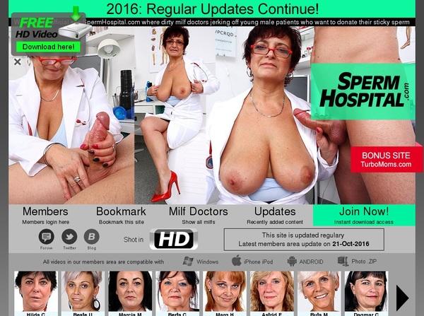 Sperm Hospital Tour