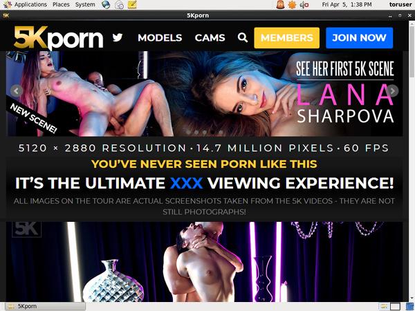 5K Porn Paypal Order