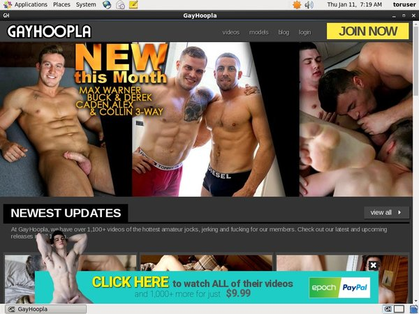 Gayhoopla.com Payment Options